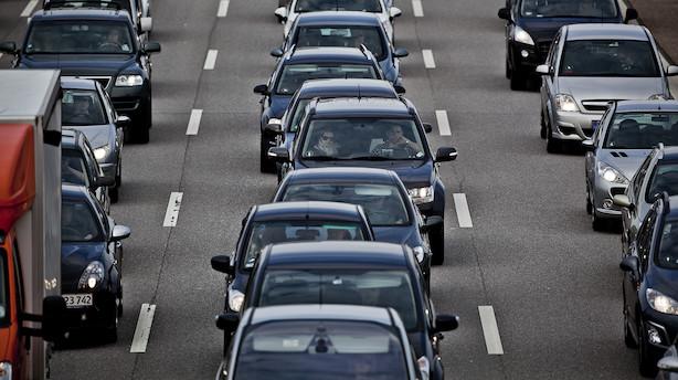 Børsen mener: Fire ugers rod om bilskat er nok - tag jer sammen