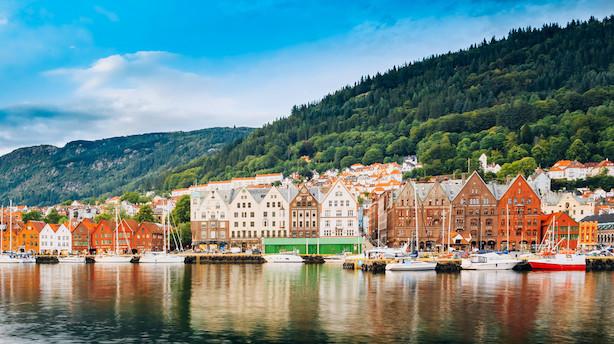 Vind på både afkast og valuta - norske aktier ligger lunt