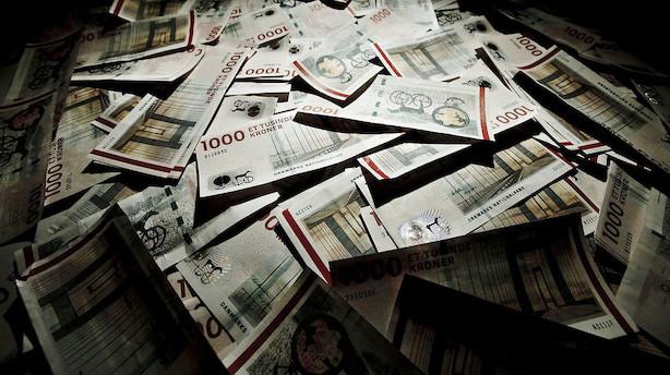 Efter gebyrforbud: Banker snupper milliardbesparelse fra investorer