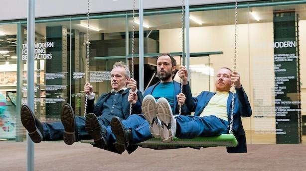 Danske Superflex får Tate Modern til at gynge