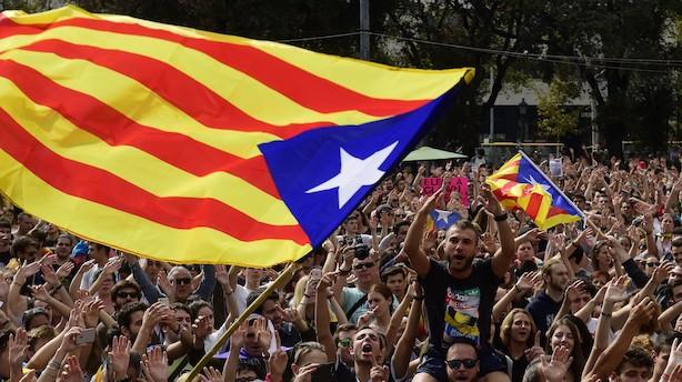 Børsen mener: Catalonien er taget som gidsel af venstrefløjen