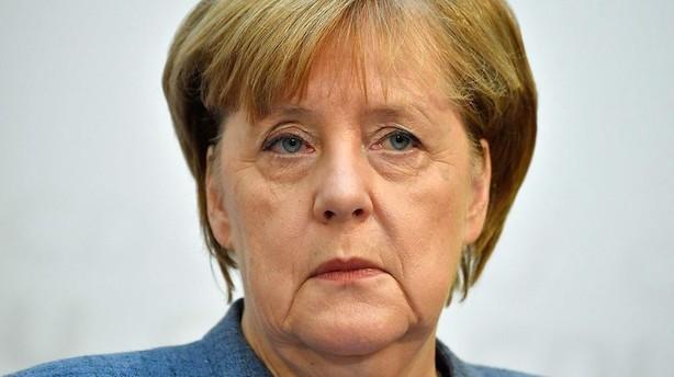 """Kronik: Merkels """"andet"""" koalitionsdilemma"""