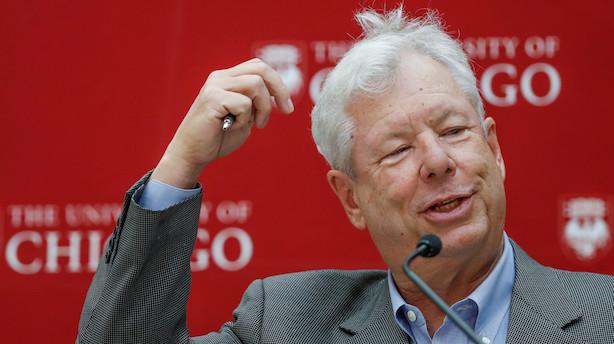 Bjørnskov: Vinder af Nobelpris har en blind vinkel