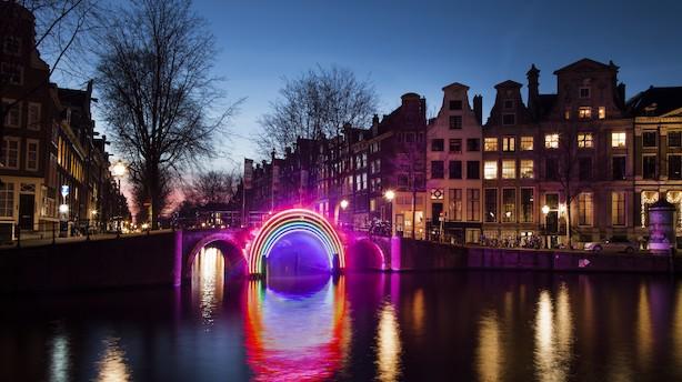 Lyset bryder frem i Berlin, Amsterdam og Lyon: Snart følger København trop
