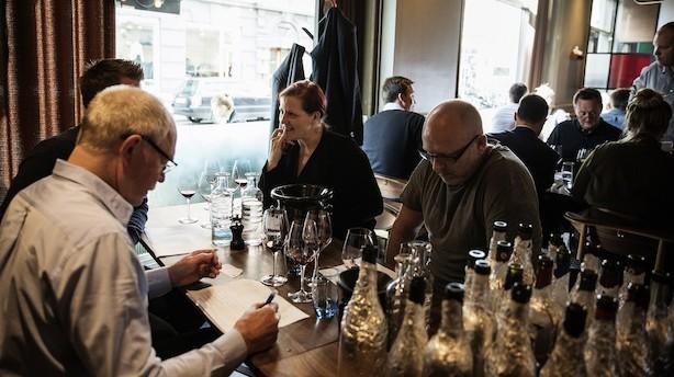 Børsens vinpanel: Argentina står stærkt i blindsmagning