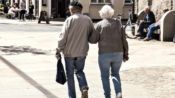 Pas på: Nye regler kan binde pensionsguldet i over 50 år