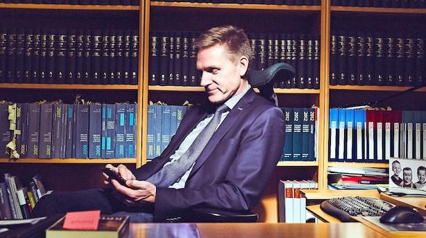 Thulesen Dahl vil rundbarbere aktiekonto
