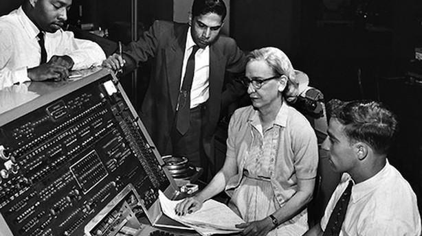 Kronik: Kvinder var de oprindelige programmører