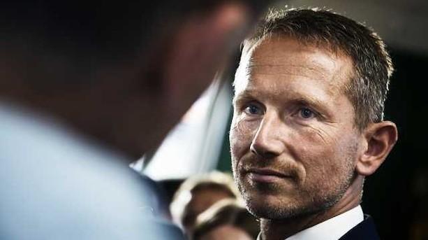 Kristian Jensen: Det tog måneder at få et møde om Postnord