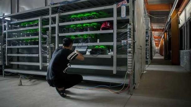 Nationalbanken: Bitcoins ligner glasperler