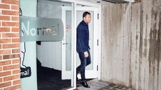 En dag Torben Mouritsen kedede sig startede han Normal - Nu er butikskæden vokset med 12.000 procent