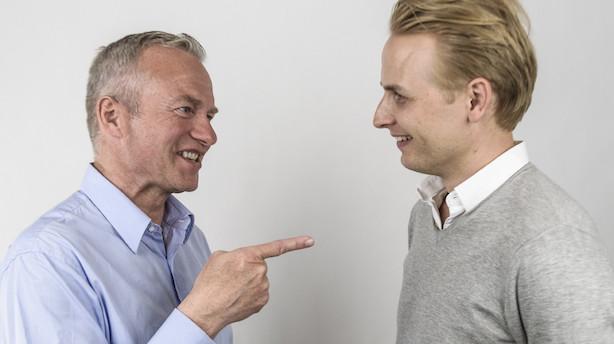 Tvede og Faurholt: Find de rigtige folk til din startup - drop ledere fra store virksomheder