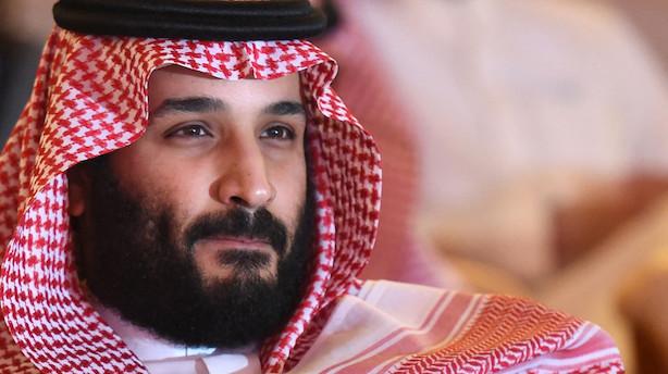 Araberprinsens brændende platform: Er Saudi Arabien klar til generationsskifte?