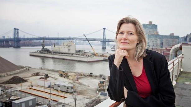 Pulitzerprisvinder gemte sig for sin redaktør, fordi hendes bog var noget møg