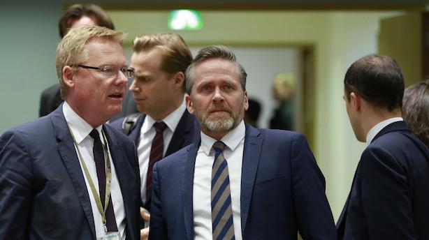 Kronik: Er Danmark klar til studehandler for at vinde et EU-agentur?
