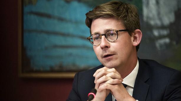Børsen mener: Sænk selskabsskatten, Karsten Lauritzen