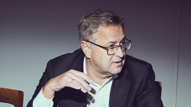 """Søren Skou: """"Det vil tage tre-fem år at bygge den virksomhed vi gerne vil have"""""""