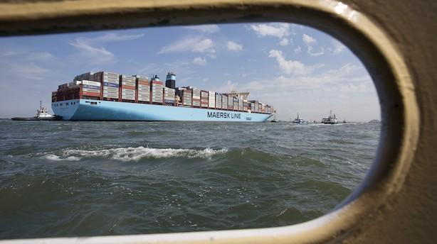 Kronik: Det er gode tider for dansk shipping