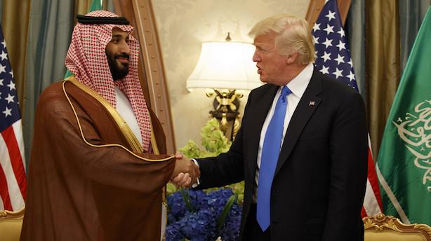 Kronik: Trump kandiderer til Nobels Fredspris