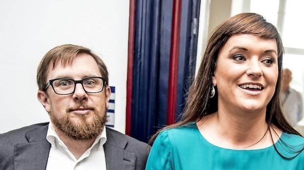 Børsen mener: Løhde og Ammitzbøll skal skabe resultaterne