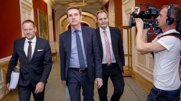 """Kristian Thulesen Dahl: """"Vi er ikke onde mennesker"""""""