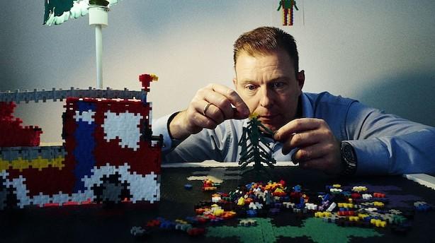 """Dansk legetøjsfirma vokser til 40 lande: """"Det stopper ikke her"""""""