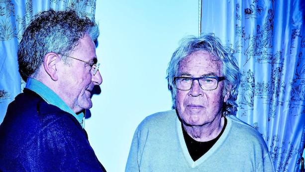 Jørgen Leth og Jens Christian Grøndahl om døden, livet og kvinderne i det