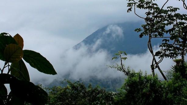 Vulkaner og jungleidyl i Costa Rica