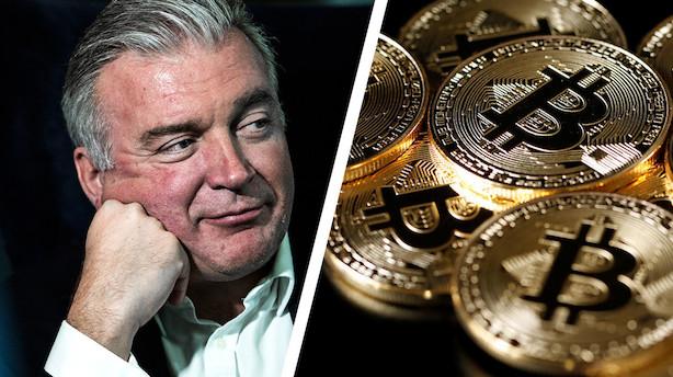 Av: Seier tabte sine bitcoin i swimmingpool - havde været millioner værd i dag