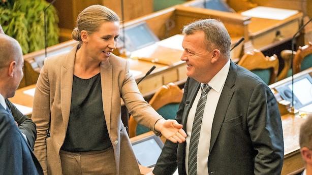 Debat: Er tiden mon snart inde til en SV-regering?