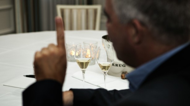Champagnearving: Sådan udvikler vi den bedste champagne år efter år