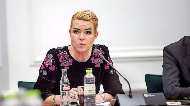 Mia Amalie Holstein: I 2017 var det liberale kompas ude af kurs