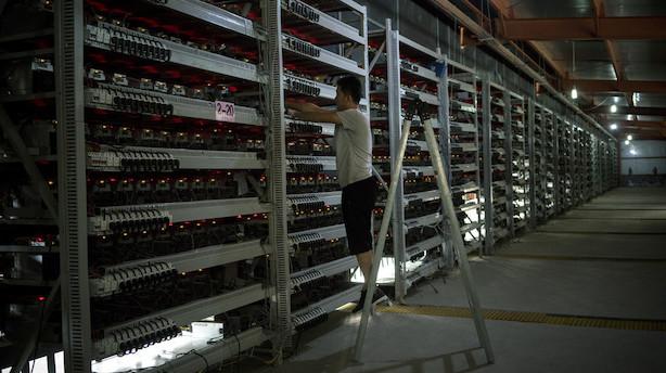 25.000 computere i Mongoliet arbejder i døgndrift: Så meget energi bruger bitcoin