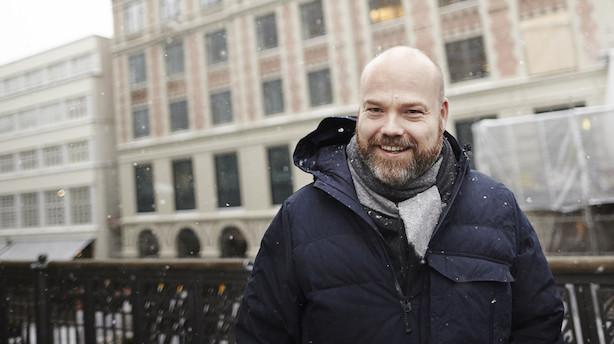 Anders Holch Poulsen spreder investeringerne