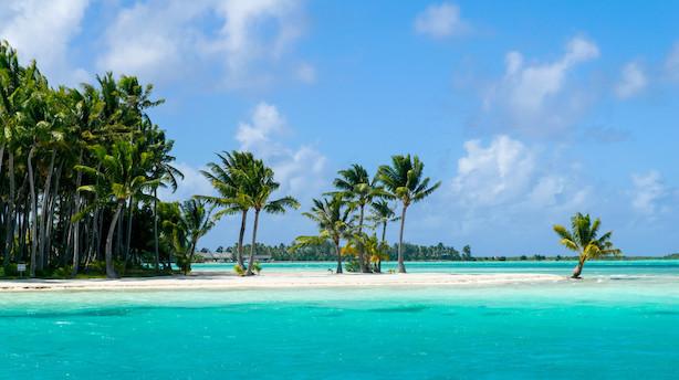 Kronik: Klima-hysteri: Fiji-øerne på vej under vand på grund af menneskeskabte klimaforandringer - holder det vand?