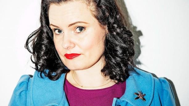 """Romanaktuelle Leonora Christina Skov: """"Jeg kunne ikke skrive bogen, så længe min mor levede"""""""