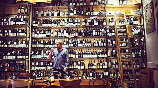 Kenn Husted fejrer weekenden med et slukket vækkeur, en tur i skoven og god vin