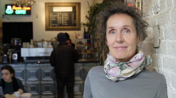 Hendes amerikanske drøm udleves i West Village