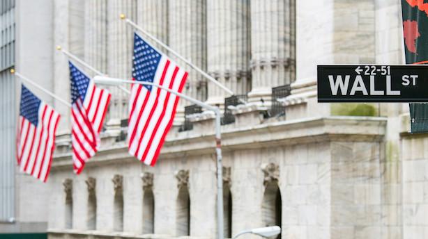 Postkort fra Wall Street: Der flyver grise rundt på Wall Street
