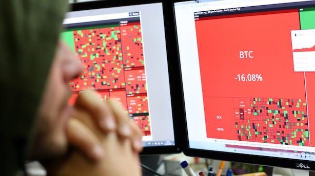 Den kriminelle underverden dropper Bitcoin til fordel  for en anden valuta
