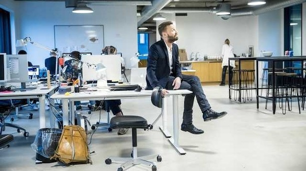 Vokseværk sender virksomheder på jagt efter større lokaler