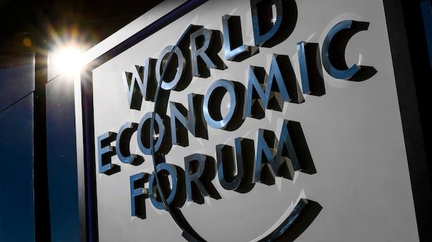 Kronik: Der er brug for fælles dansk indsats i Davos