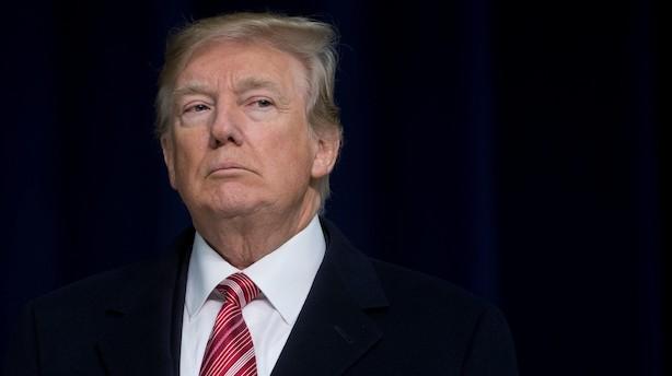 Thomas Bernt: Er Trump mand for at ødelægge den gode stemning i Davos?