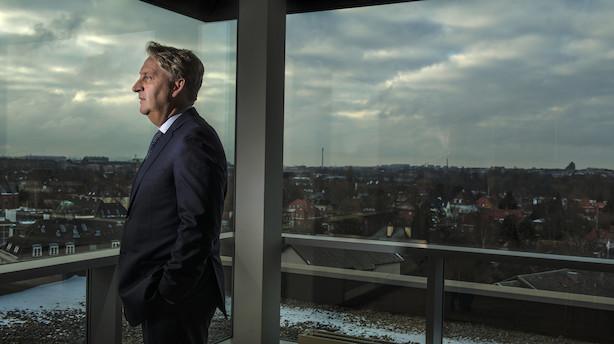 Global undersøgelse afslører bekymring blandt internationale topchefer