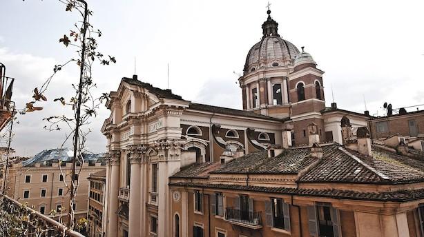 Her ligger Roms hemmelige luksushule