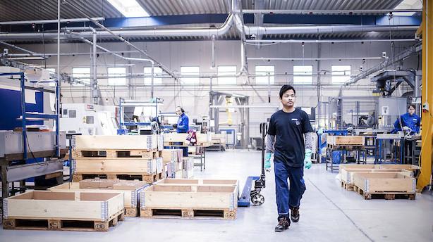 Kronik: Produktivitetshop kræver investeringer i mennesker og maskiner