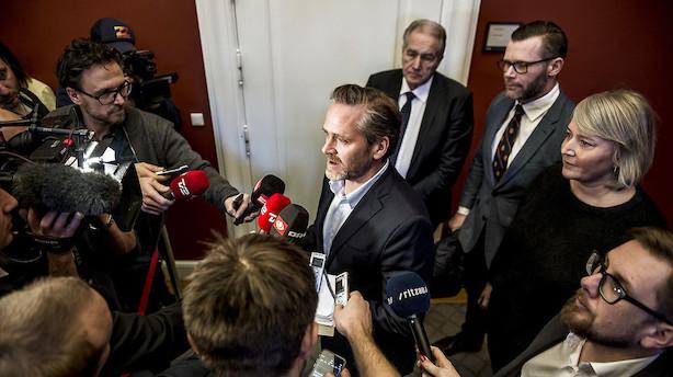 VLAK's vælgere freder Anders Samuelsen: LA skal blive i regeringen