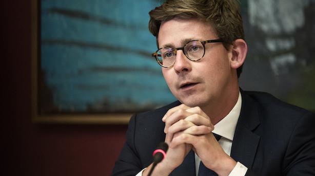 Debat: Hvis Danmark skal op i gear, skal selskabsskatten ned