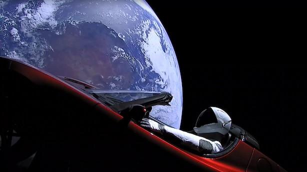 Børsen mener: 543 millioner for en tur i rummet - et godt tilbud fra Elon Musk