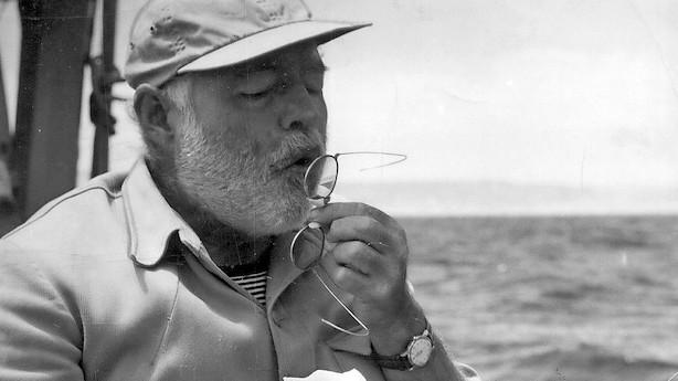 Nu kan du få fingrene i Hemingways glemte værker